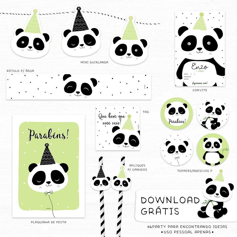 Kit Digital Panda